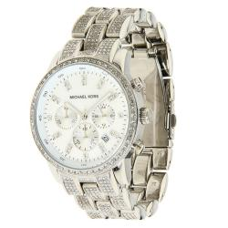 Michael Kors 'Showstopper' Glitz Chronograph Watch