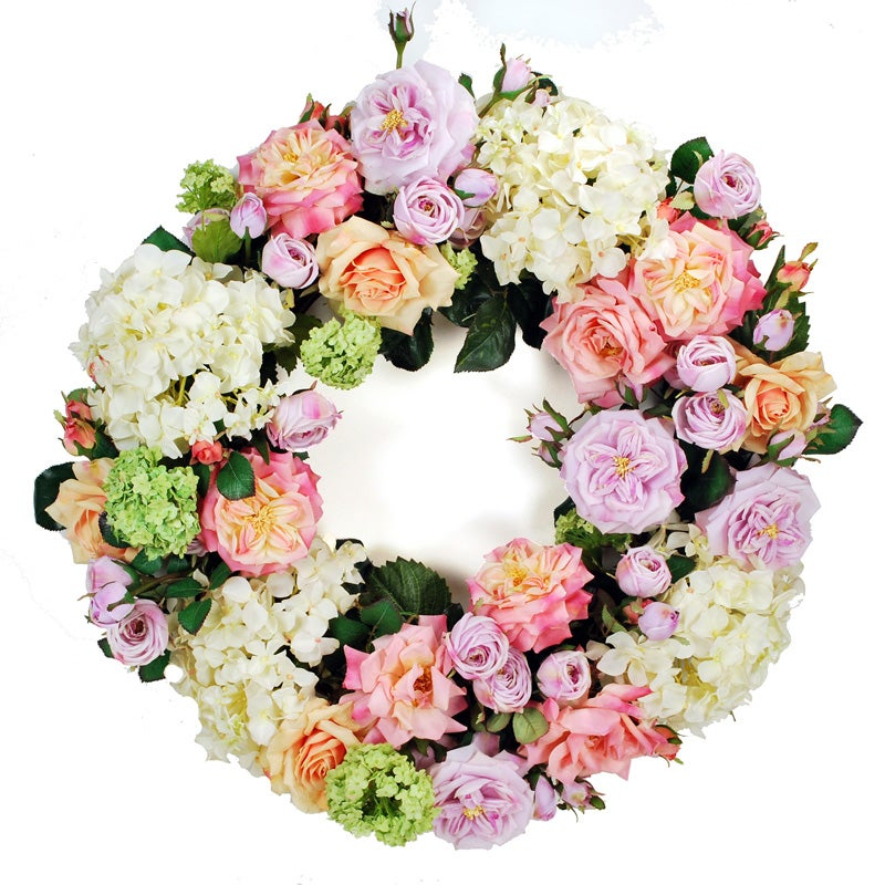 Montecito 24-inch Wreath