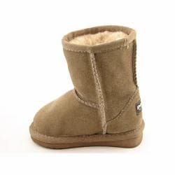 Pawz by Bearpaw Toddler 'Paradise' Beige Boots Winter Shoes