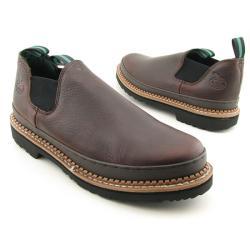 Georgia Women's 'Romeo Giant' Brown Athletic Shoes (Size 11.5)