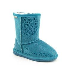 Bearpaw Girl's 'Cimi' Blue Boots Snow Shoes