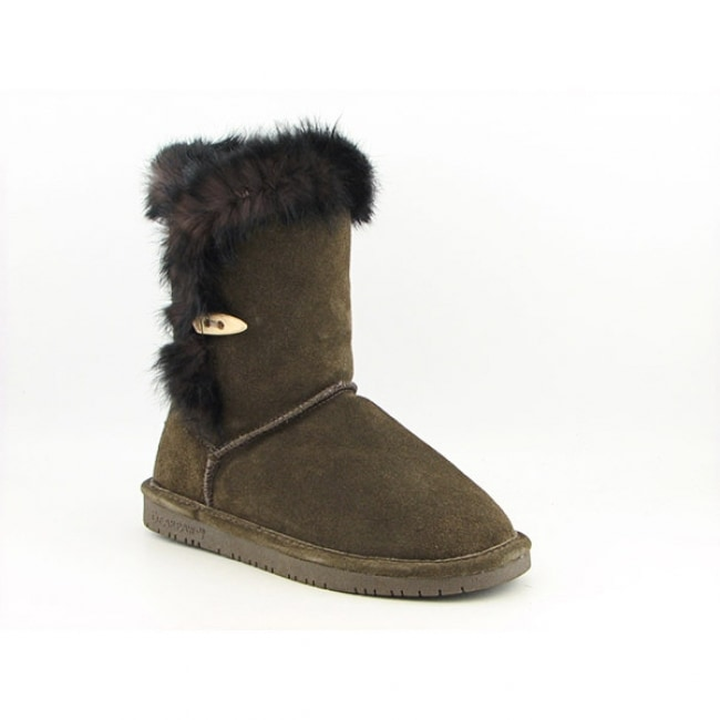 Bearpaw Mackenzie Womens Brown Maple Winter Boots