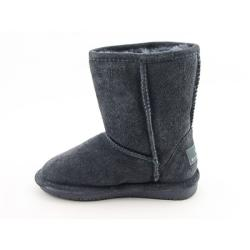 Bearpaw Emma Infant Gray Charcoal Winter Boots
