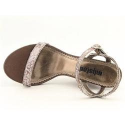Unlisted Kenneth Cole Women's 'BonBon' Bronze Wedges (Size 8.5)