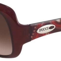 Emilio Pucci EP627S Women's Rectangular Sunglasses