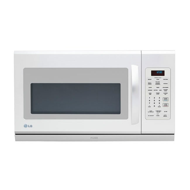 LG Over The Range 2.0 Cu.Ft. Microwave with Extenda Vent
