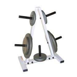 CAP Barbell 1-inch Plate Rack