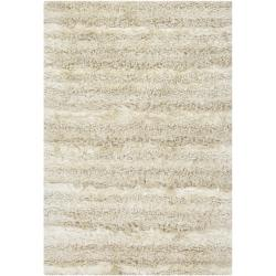 Hand-woven Mandara Shag Rug (9&#39; x 13&#39;)