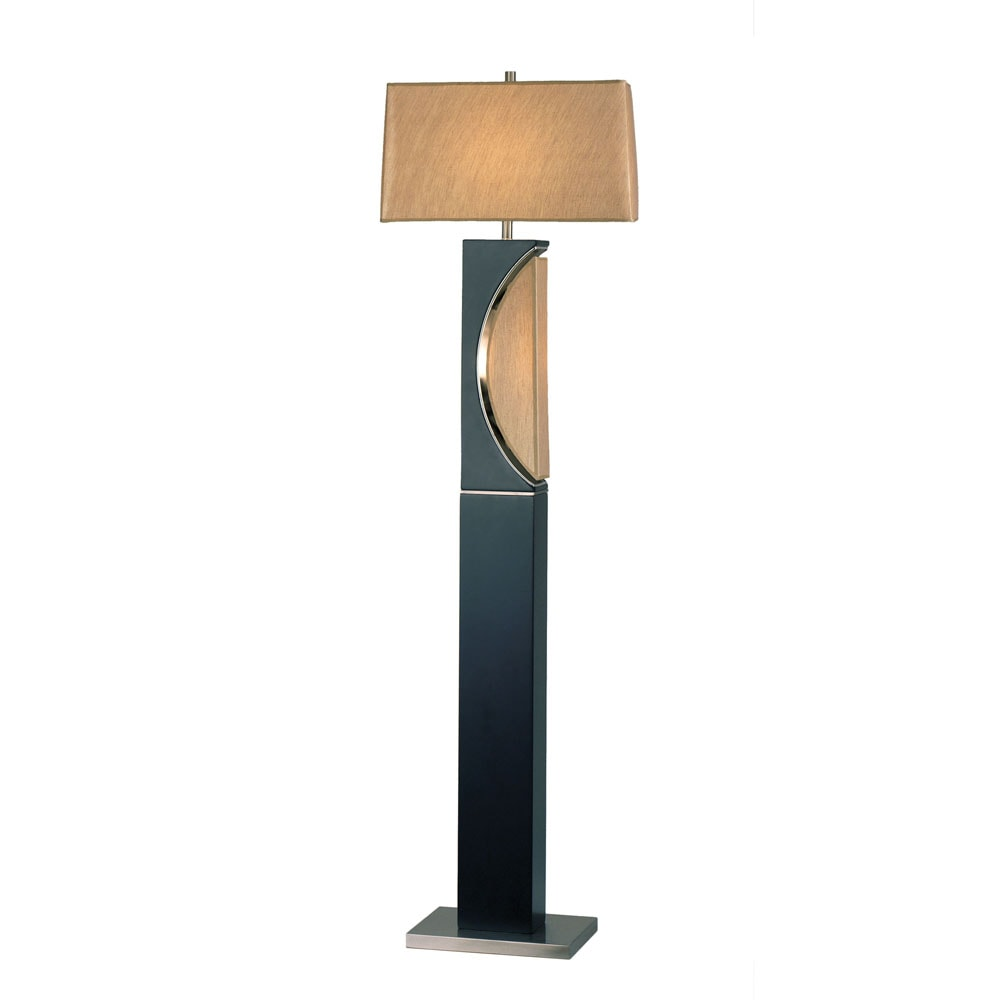 nova lighting half moon floor lamp 13978295. Black Bedroom Furniture Sets. Home Design Ideas