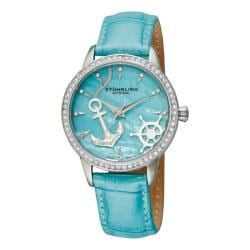Stuhrling Original Women's Verona Del Mar Swiss Quartz Watch