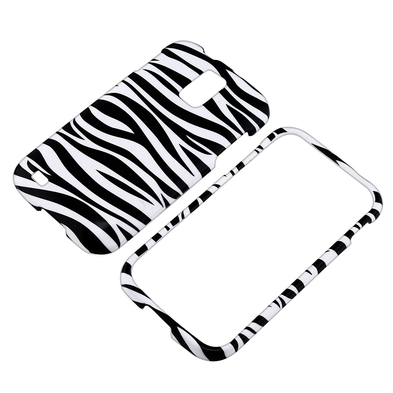 Zebra Case Protector for Samsung Galaxy S II SGH-T989