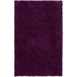 Expertly Woven Teton Super Soft Shag Rug (5' x 8')