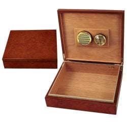 Cigar Humidor and Accessories Set Dos