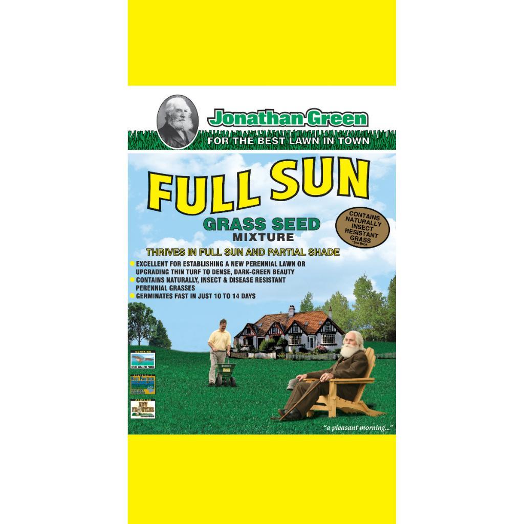 Jonathan Green 'Full Sun' N. 15 Grass Seed Mix