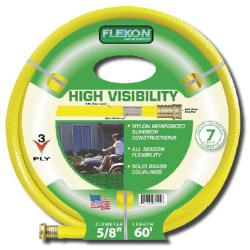 Flexon Hose High Visibility (5/8' x 60')