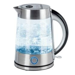 Nesco GWK-57 1.7-liter Glass Electric Water Kettle