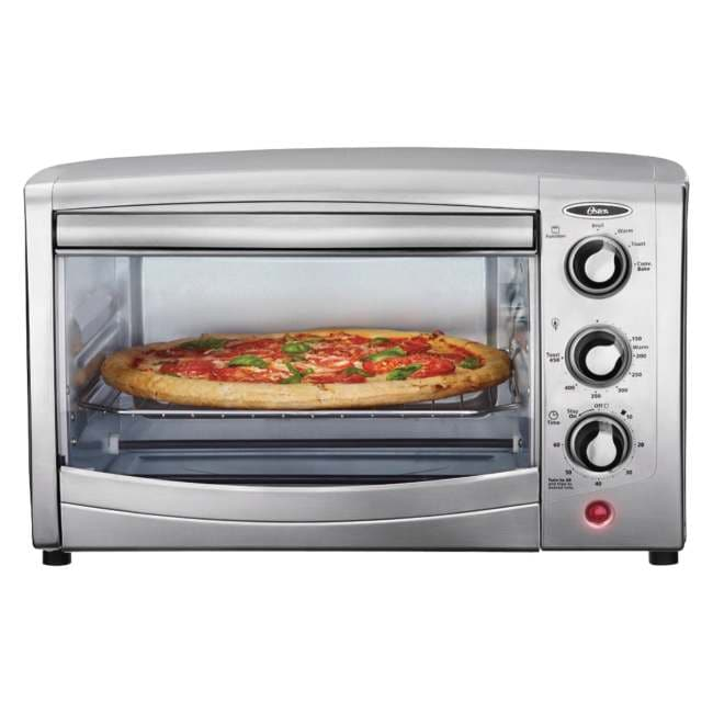 Countertop Toaster Convection Oven Reviews : Oster TSSTTVCA01 6-Slice Convection Toaster Oven - 13986271 ...