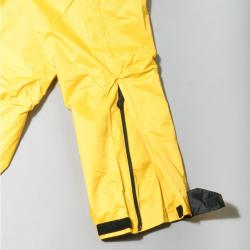 Bimini Bay Men's Yellow Boca Grande Waterproof Breathable Rain Pants