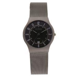 Skagen Men's 233XLTTM Grenen Grey Titanium Watch