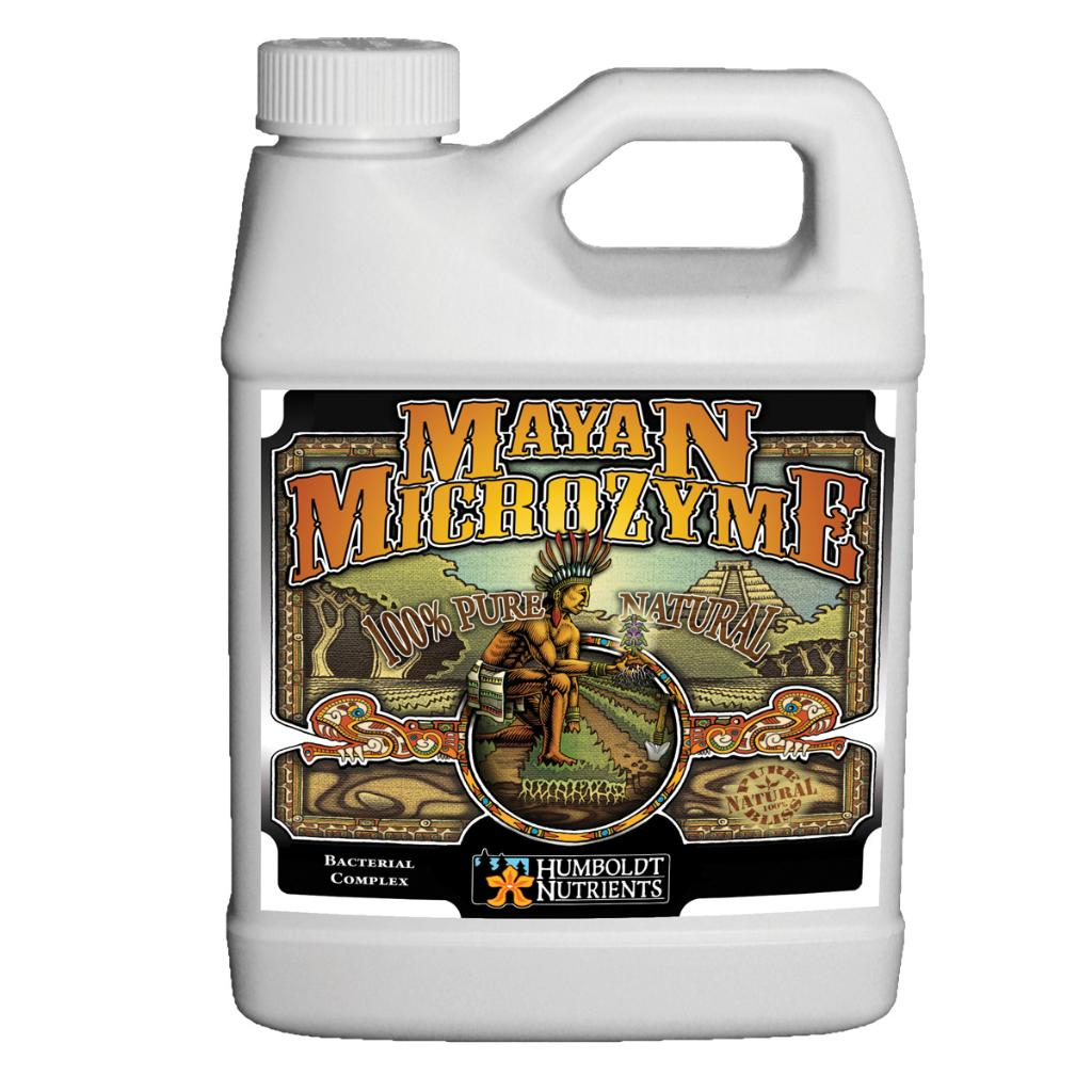 Humboldt MM400 Mayan Microzyme 16-ounce Fertilizer