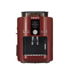 Krups EA8255001 Espresseria Full Automatic Red Espresso Machine