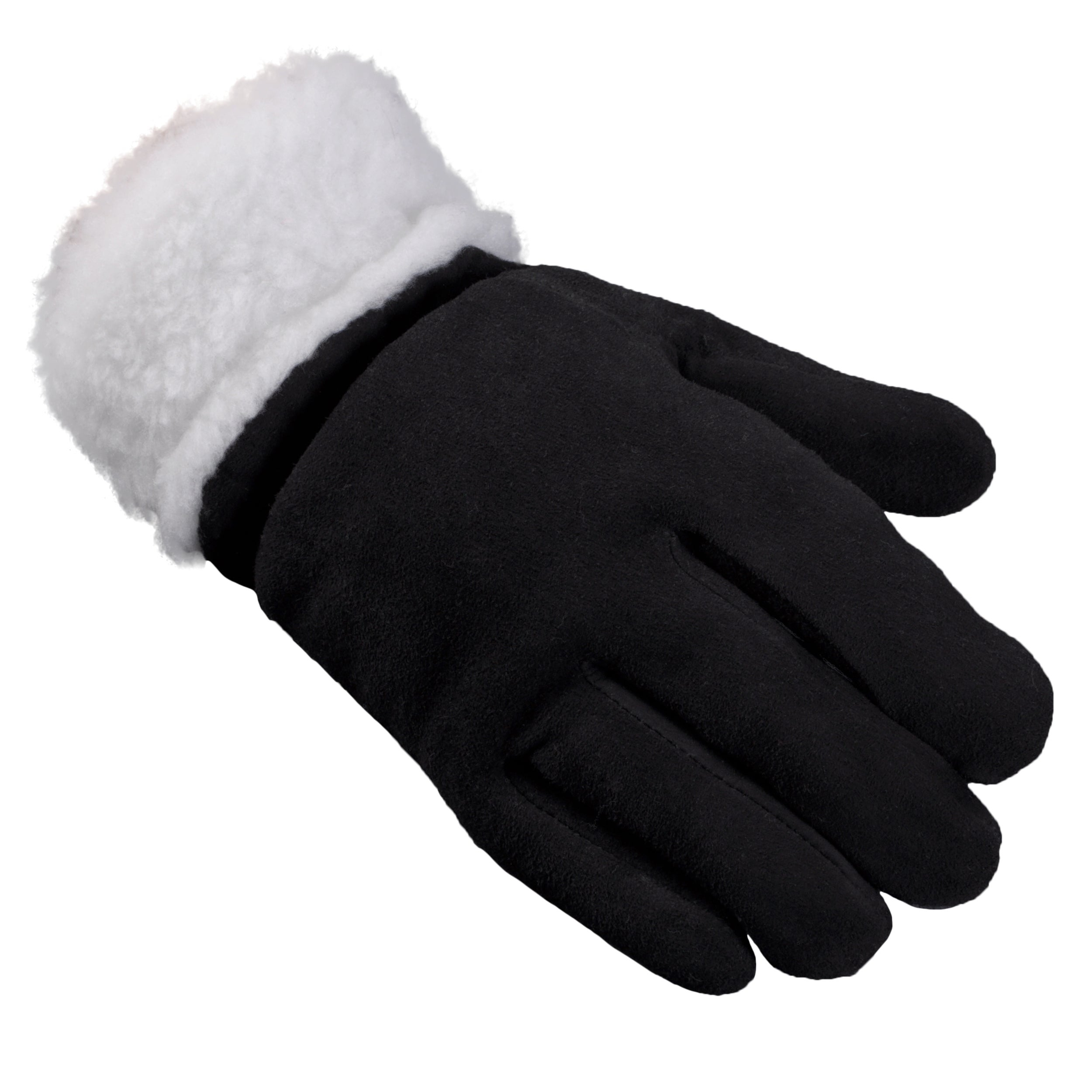 Journee Collection Women's Buttersoft Deerskin Leather Gloves