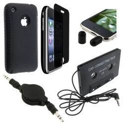Case/ LCD Protector/ Microphone/ Cable/ Adapter for Apple iPhone 3GS