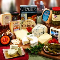 International Cheese Affair Gift Assortment