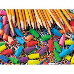 1000-Piece Majestic Classroom Colors Puzzle