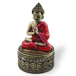 Objet d'art 'Zen' Buddha Trinket Box