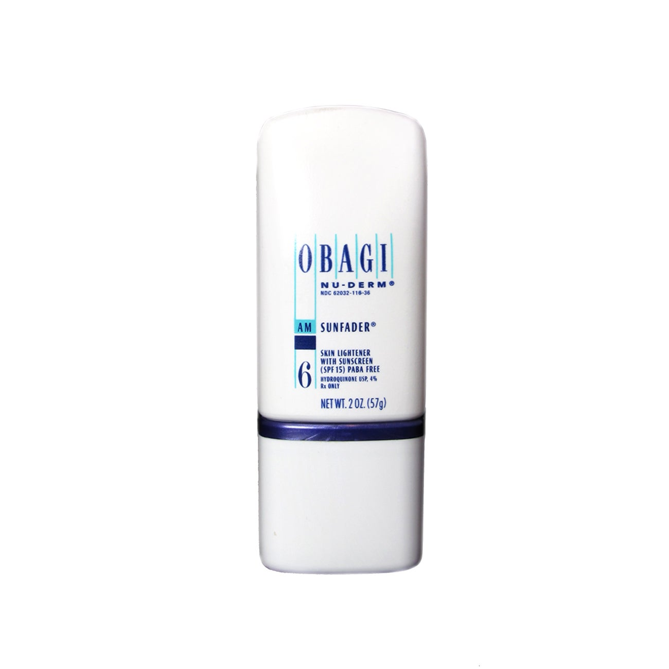 Obagi Nu-Derm Sunfader 2-ounce Skin Lightener with Sunscreen