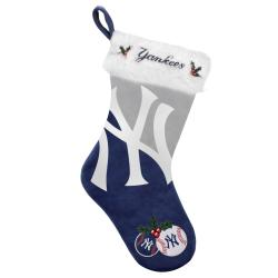 New York Yankees 2011 Colorblock Christmas Stocking