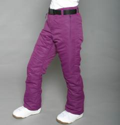 PipeLine Women's Purple Snowboard Pants