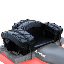 ATV Tek Arch Series Padded-bottom Black ATV Rear Cargo Bag