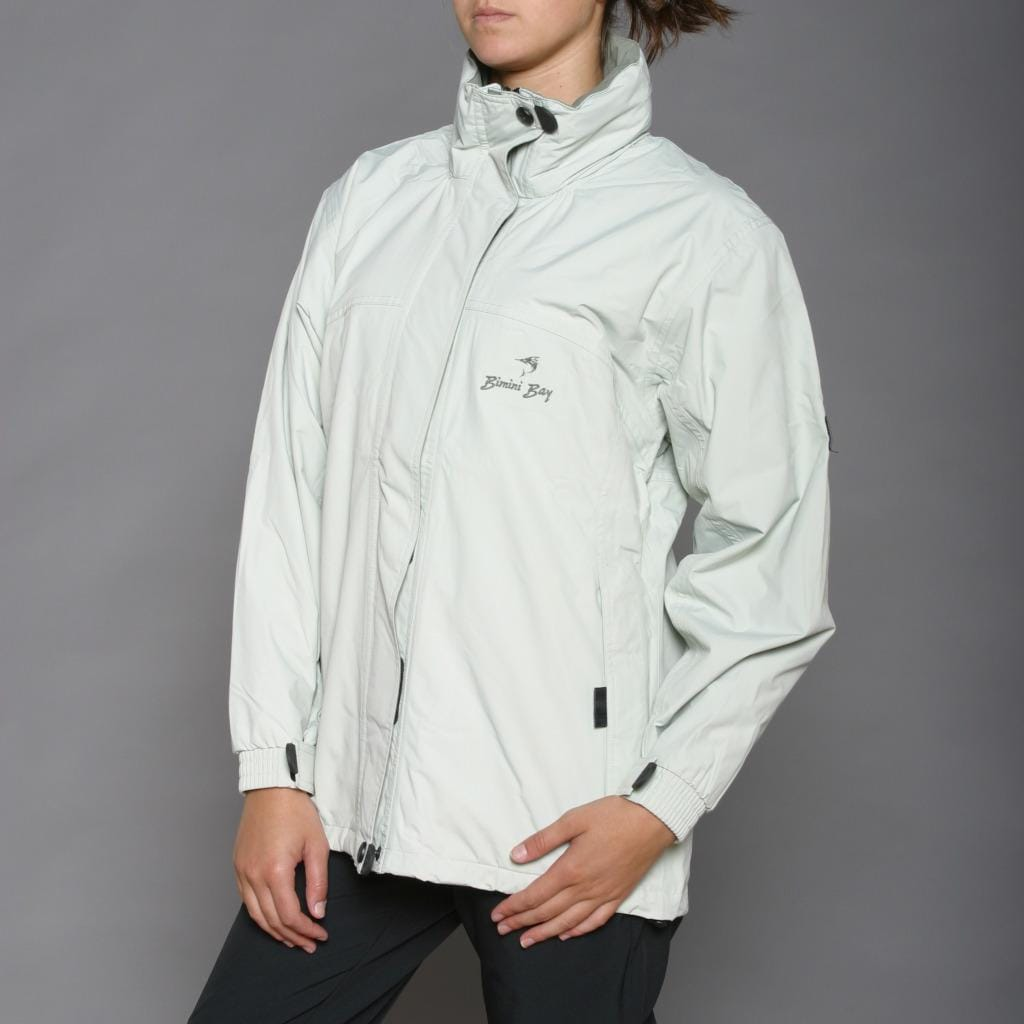 Bimini Bay Women's 'Nantucket' Cement Rain Jacket
