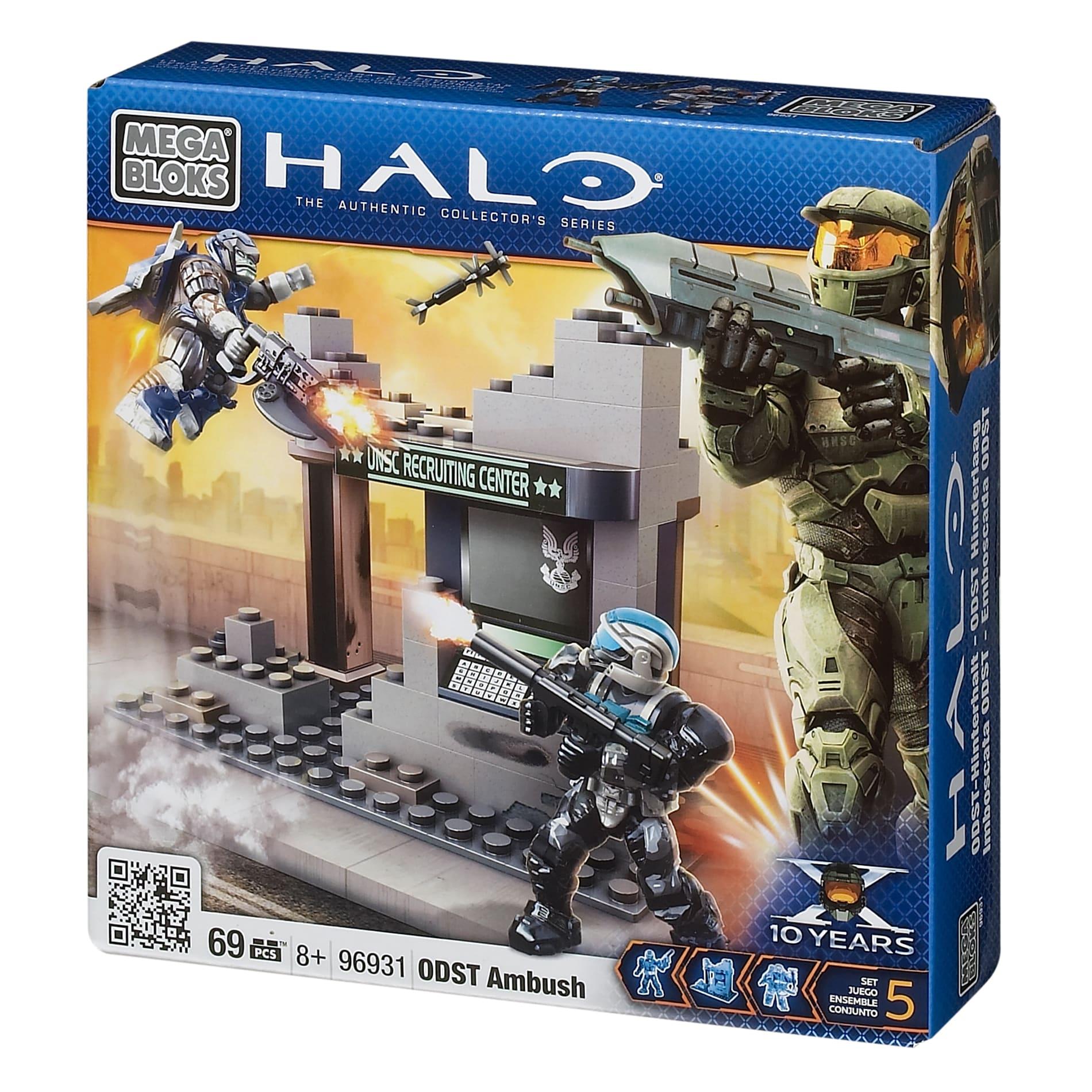 Mega Bloks Halo ODST Ambush
