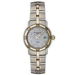 Raymond Weil Women's Parsifal 18k Gold and Stainless Steel Watch