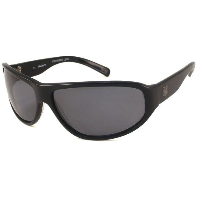 Gant GS Silver Men's Wrap Sunglasses