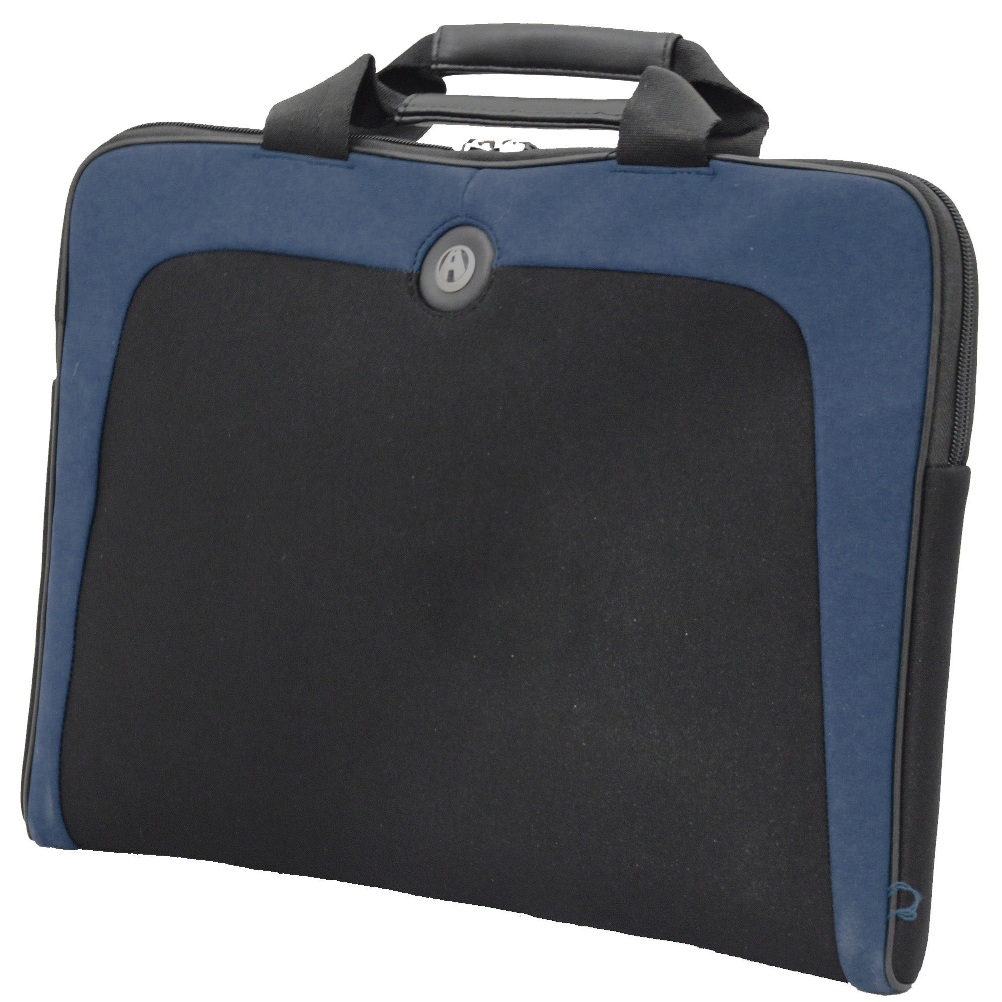 Avenues 'Civic' Blue 15.4-inch Laptop Sleeve