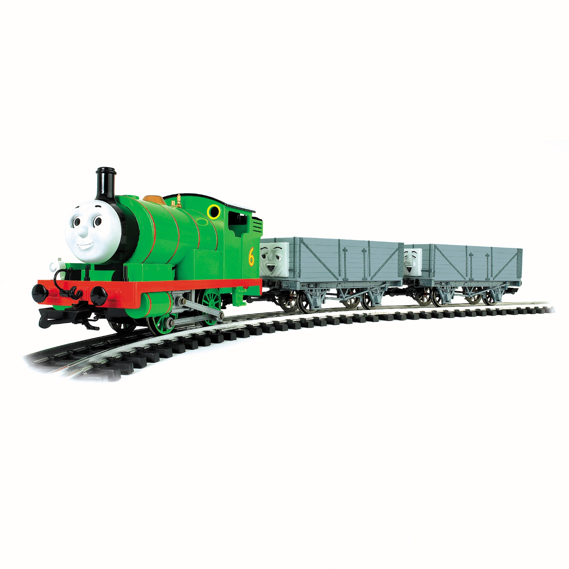 Bachmann g scale thomas and friends percy large train set 13922739