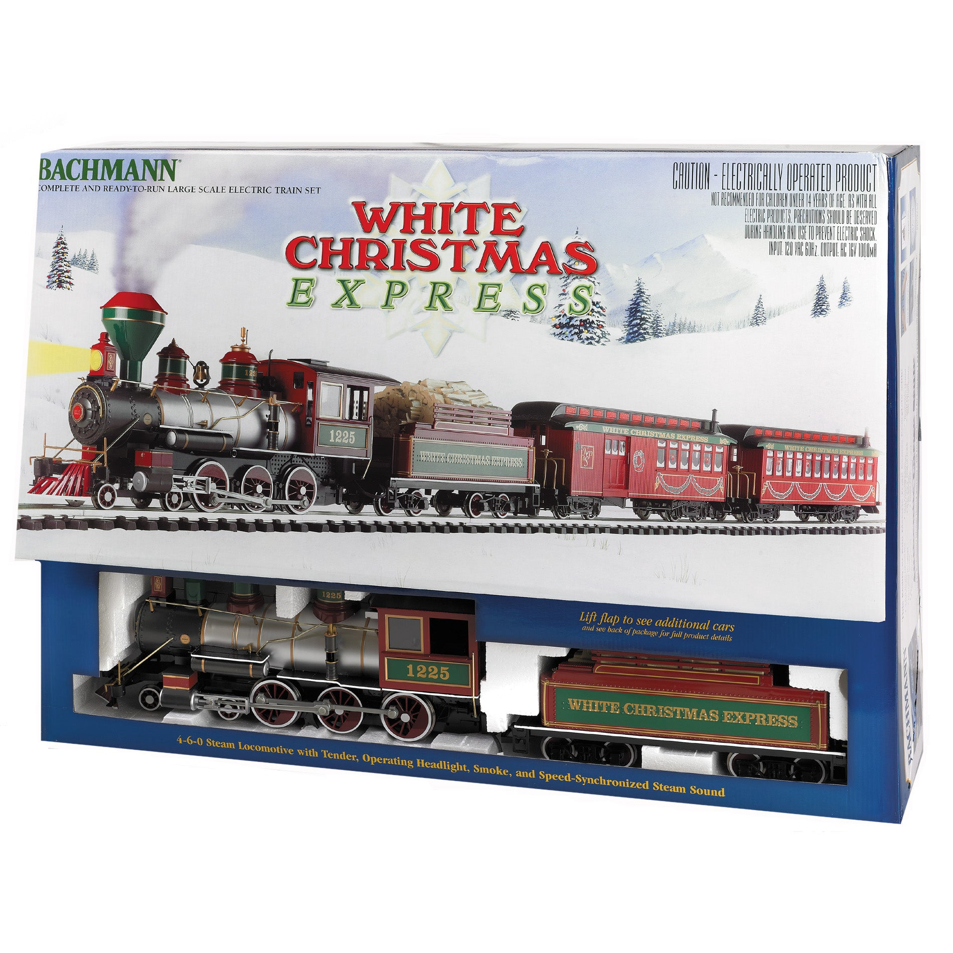 Christmas model train sets for sale