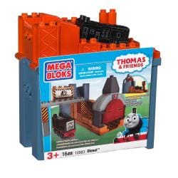 Mega Bloks Thomas and Friends Diesel Bucket Play Set