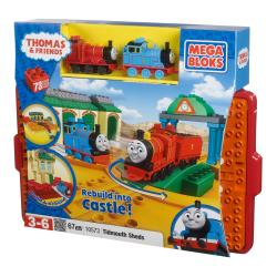 Mega Bloks Thomas and Friends Tidmouth Sheds Play Set