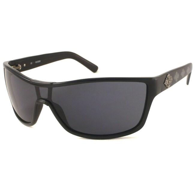 Guess GU6567 Women's Shield Sunglasses