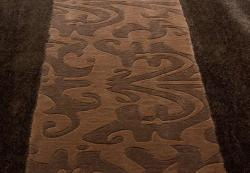 nuLOOM Handmade Remington Brown Rug (5' x 8')