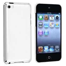 Clear Snap-on Slim-fit Case for Apple iPod Touch Generation 4