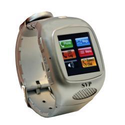 SVP G13 GSM Unlocked Watch Phone with 32GB microSD