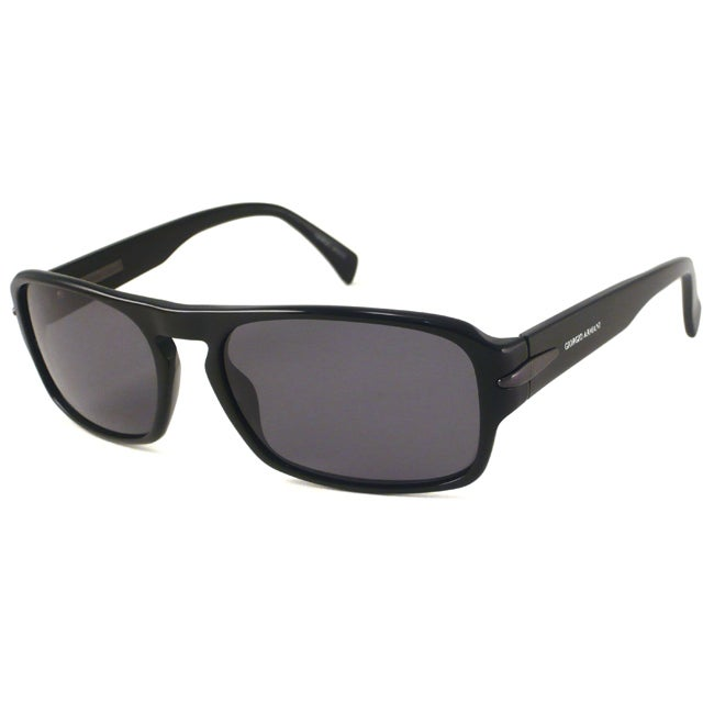 Giorgio Armani GA672/S Mens's Rectangular Sunglasses