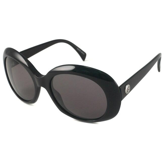 Giorgio Armani GA661/S Women's Oversize Oval Sunglasses