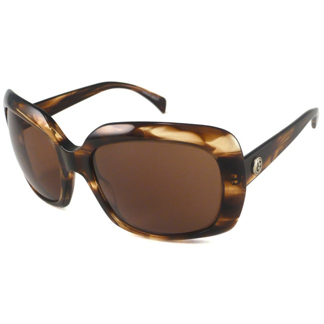 Giorgio Armani GA660/S Women's Oversize Rectangular Sunglasses